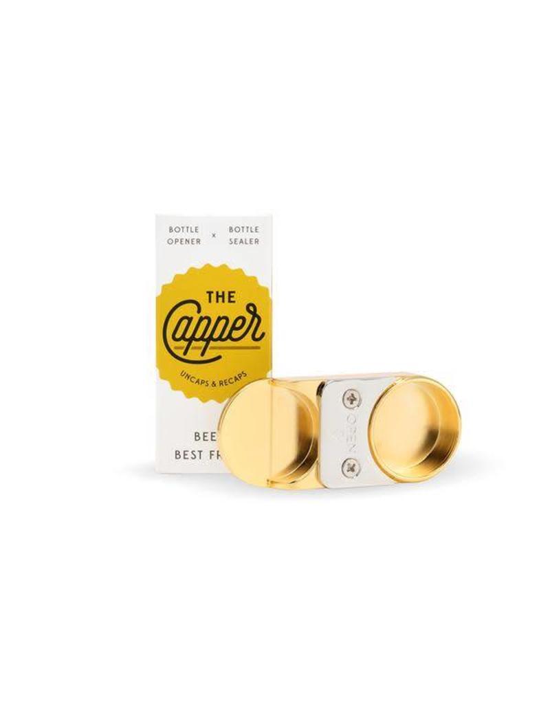 The Gold Capper