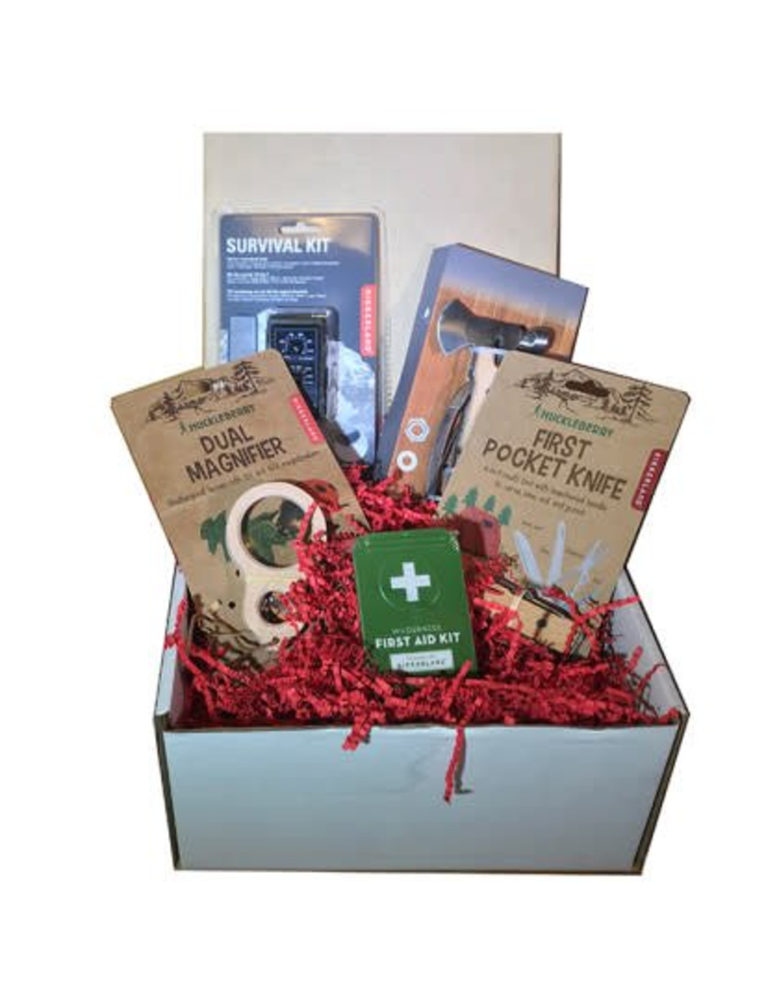 Exit9 Gift Emporium Camp Care Package - Adventurer