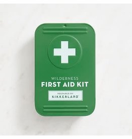 Kikkerland Mini First Aid Kit