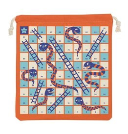 mudpuppy Snakes & Ladders Travel Addition