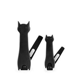 Kikkerland Cat  Shaped Nail Clippers