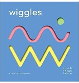 Chronicle Books TouchThinkLearn Wiggles