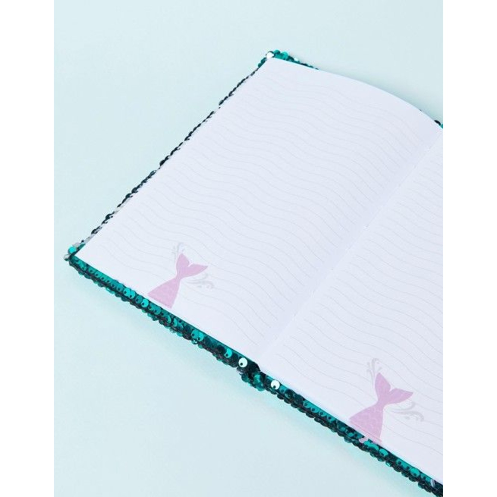 NPW Mermaid Scaly Notebook