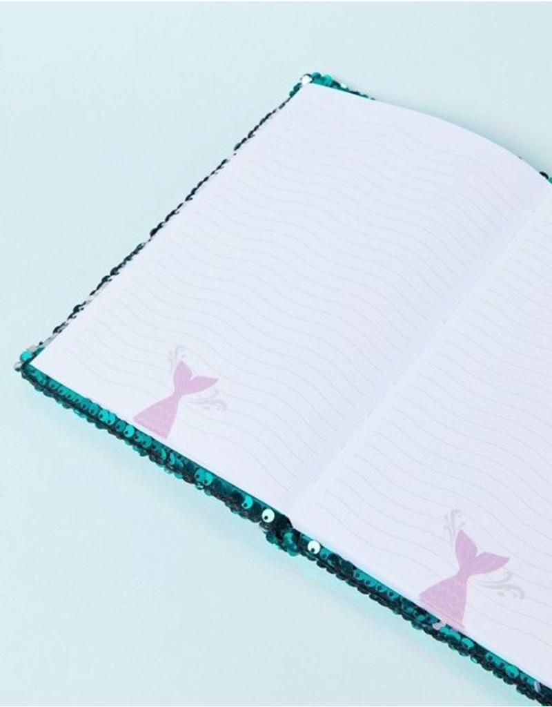 Mermaid Scaly Notebook