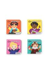 mudpuppy Little Feminist Book Set