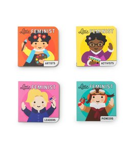 mudpuppy Little Feminist Book Set