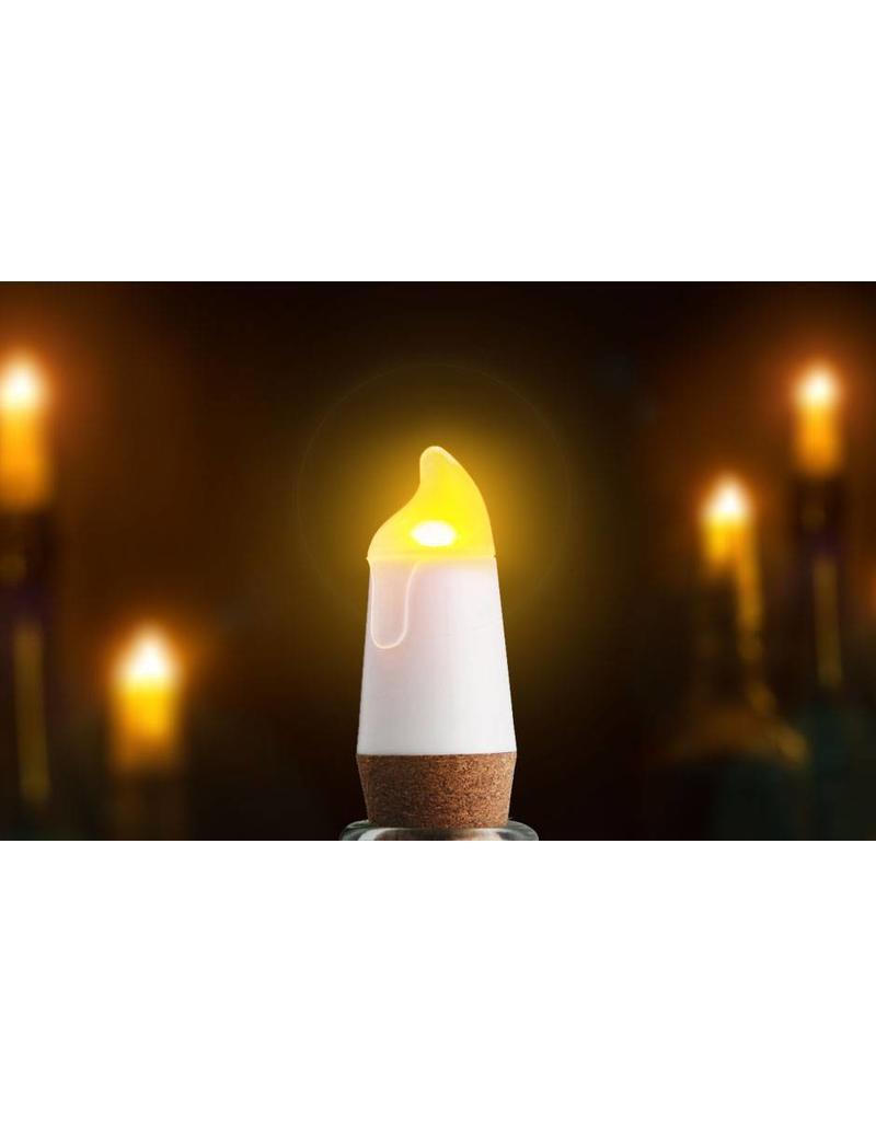 Suck UK Candle Bottle Light