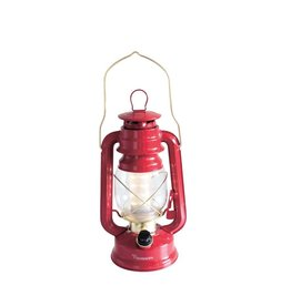 Time Concept Camping Lantern Red