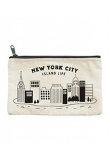 NYC Island Life Pouch
