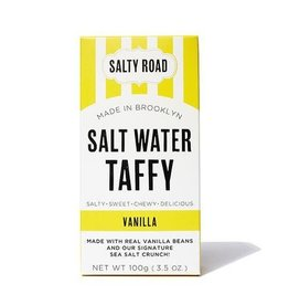 Salty Road Vanilla Taffy