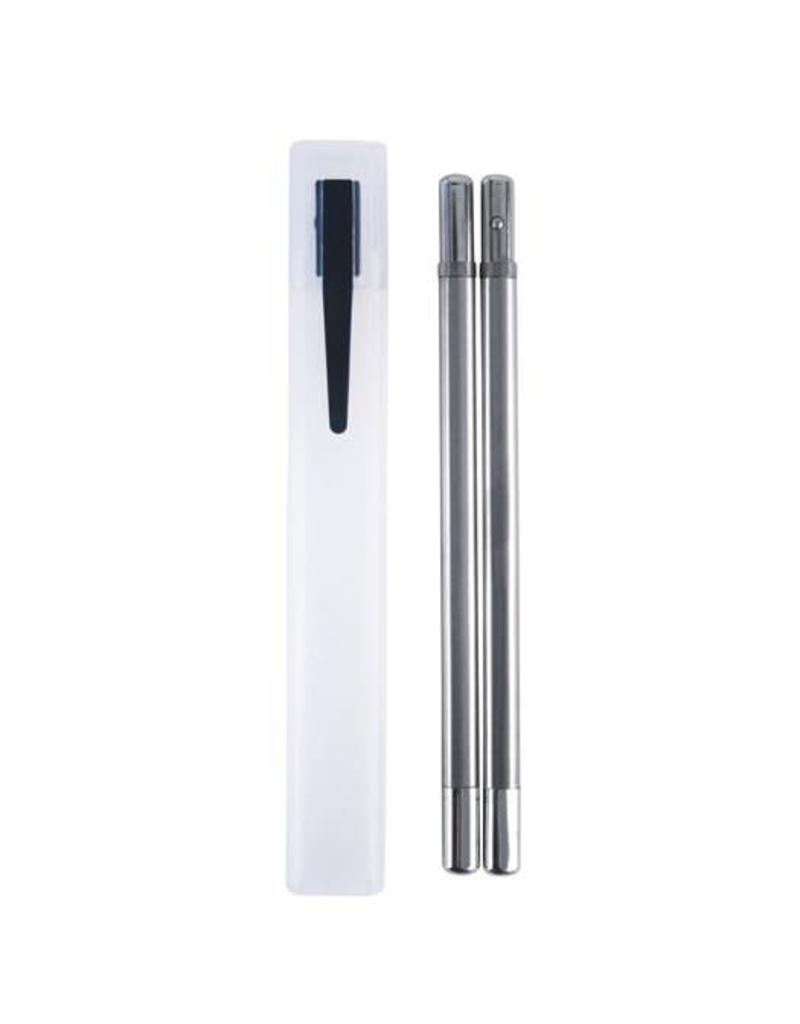 Kikkerland Travel Chop Sticks