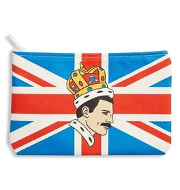 The Found Freddie Mercury Pouch