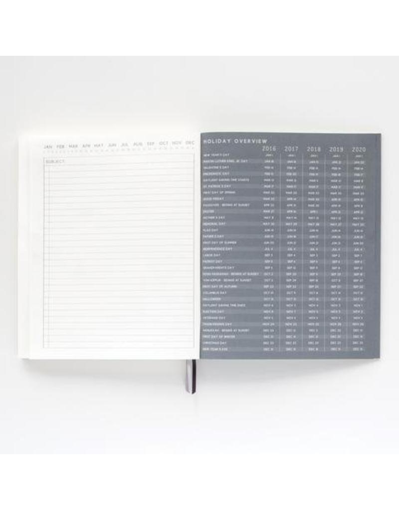 Standard Issue Journal - Black