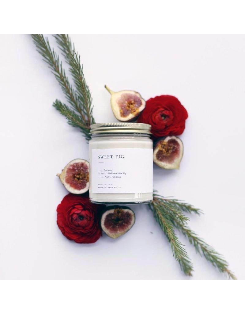 Sweet Fig Minimalist Candle