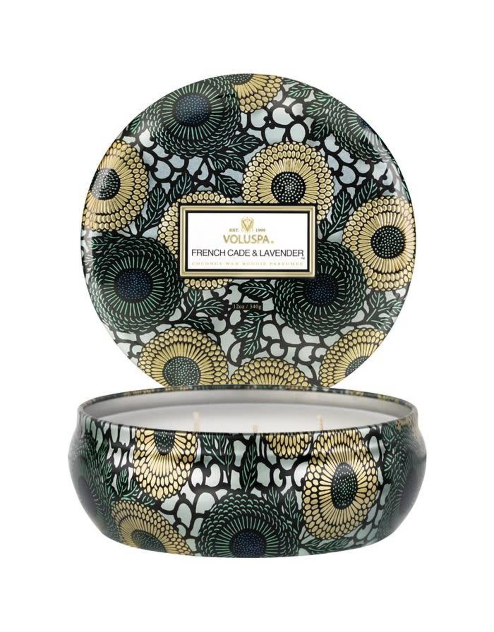 Voluspa French Cade & Lavender Voluspa Candle