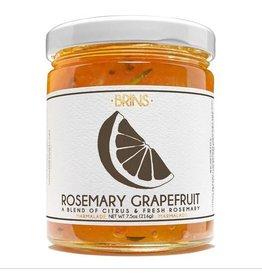 Brins Brins  Rosemary Grapefruit Jam