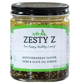 Zesty Z Mediterranean Spread