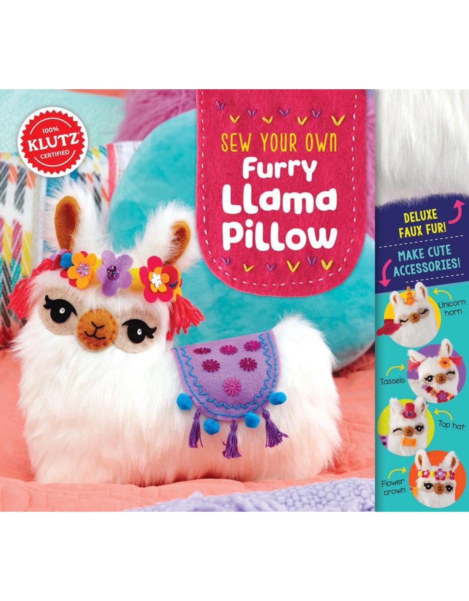 Klutz Sew Your Own Llama