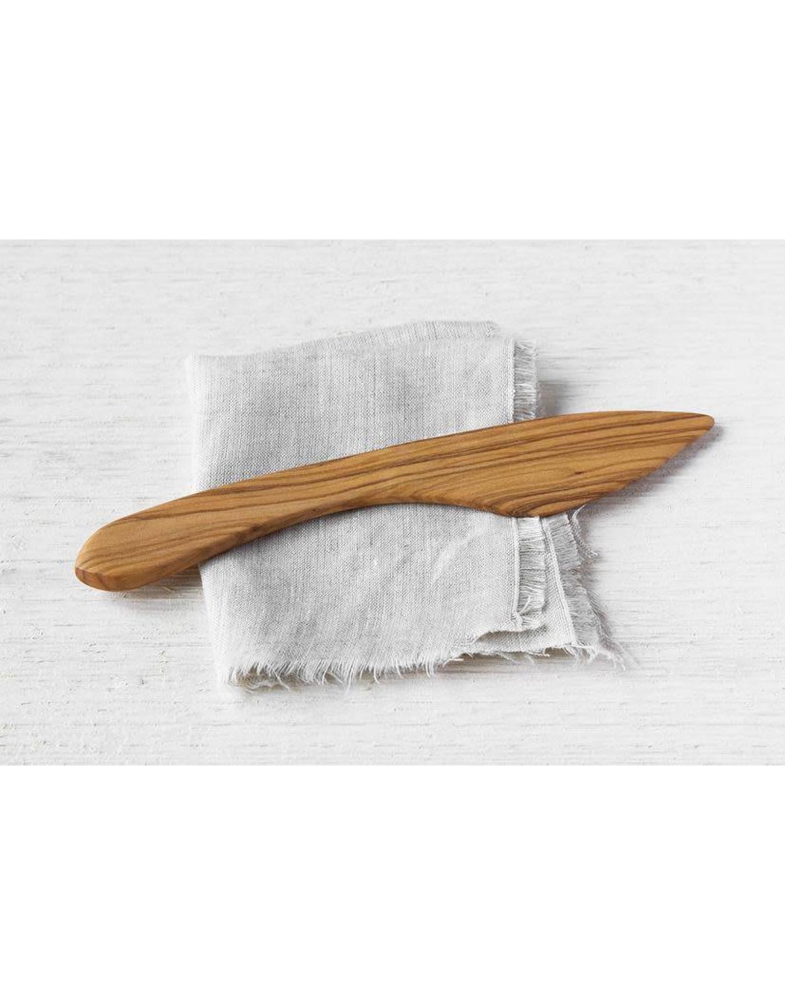 Brooklyn Slate Wood Cheese Knife