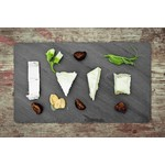 Brooklyn Slate Slate Cheese Board - 7x12 Inches