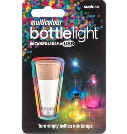 Suck UK Bottle Light Multi Colored