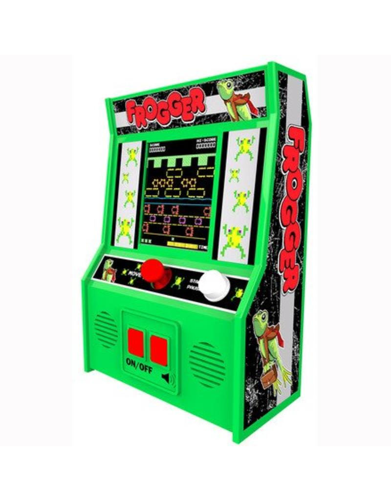 Mini Frogger Arcade Game