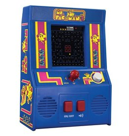 Schylling Mini Ms. Pac Man Arcade Game