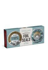 Knock Knock Giving 110% / Giving No F*cks Sticker Seals
