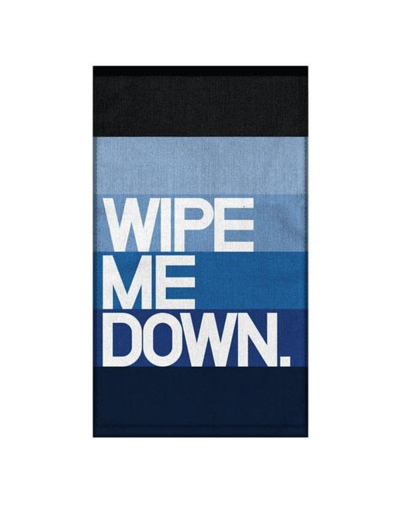 Knock Knock Wipe Me Down Bar Towel