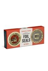 Excellence / Mediocrity Sticker Seals