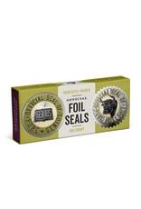 Genius / Pure Bullsh*t Sticker Seals
