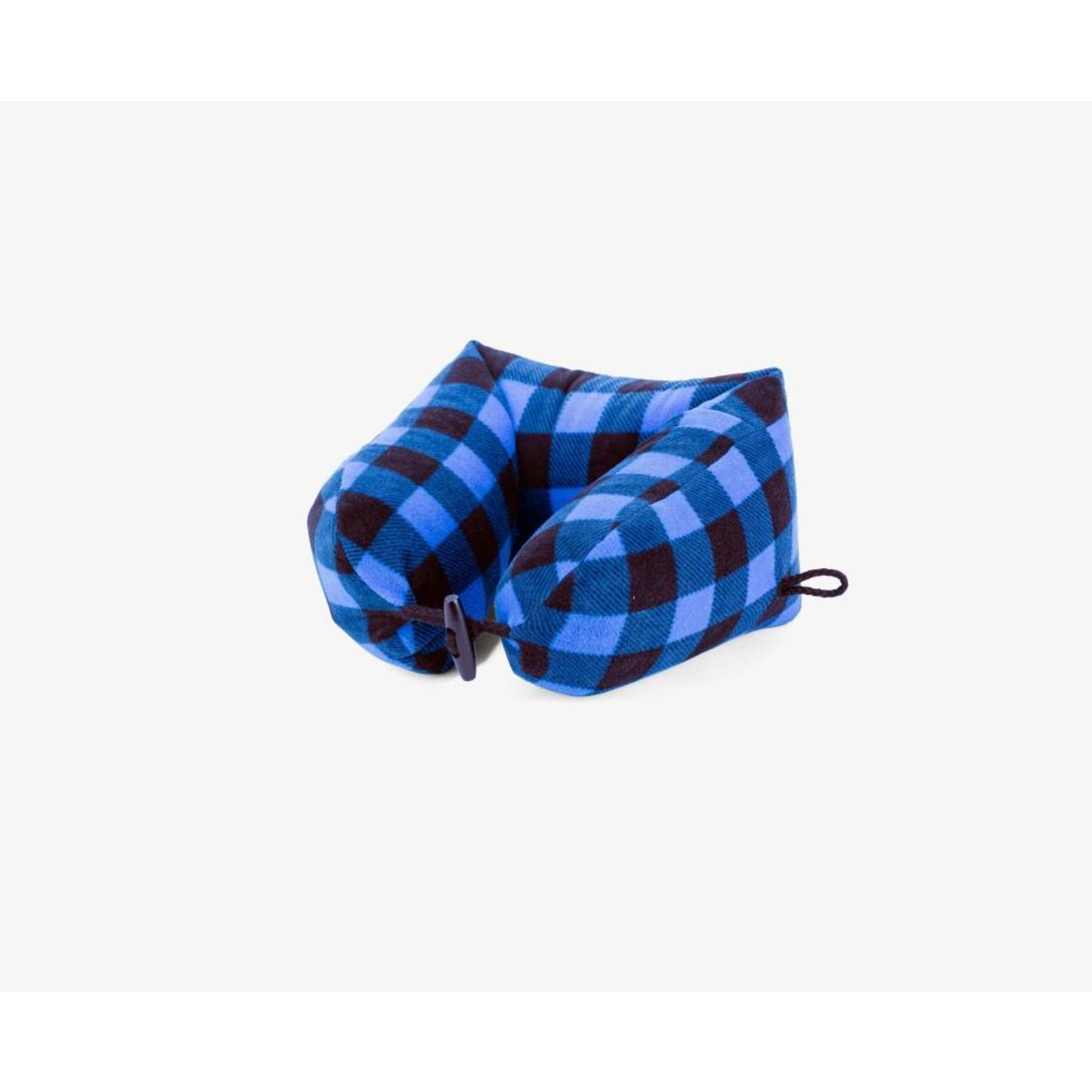 Kikkerland Inflatable Travel Pillow