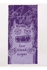 Blue Q Low Blood Sugar Dish Towel