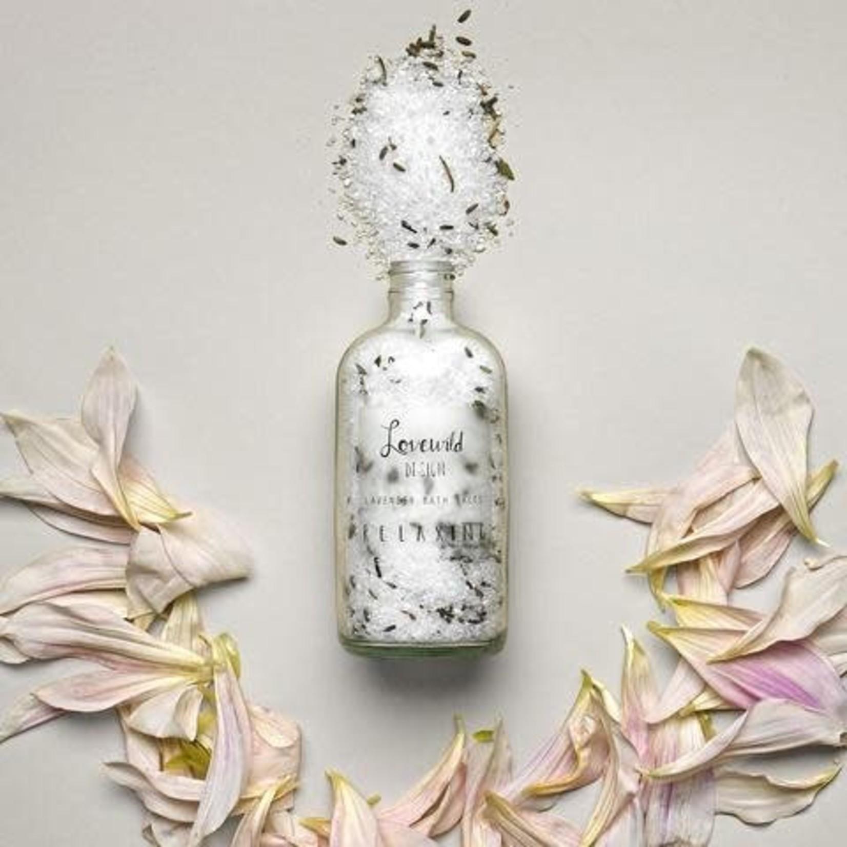 Lovewild Designs Lavender Bath Salt