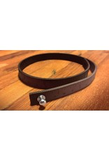 Ruler Bracelet Brown