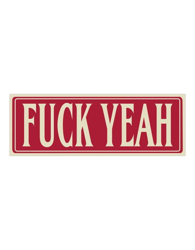 F*ck Sticker Statements