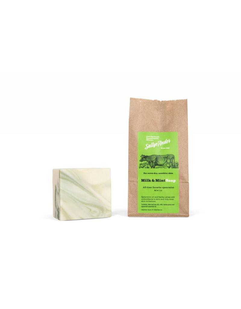 Sallye Ander Essential Soaps