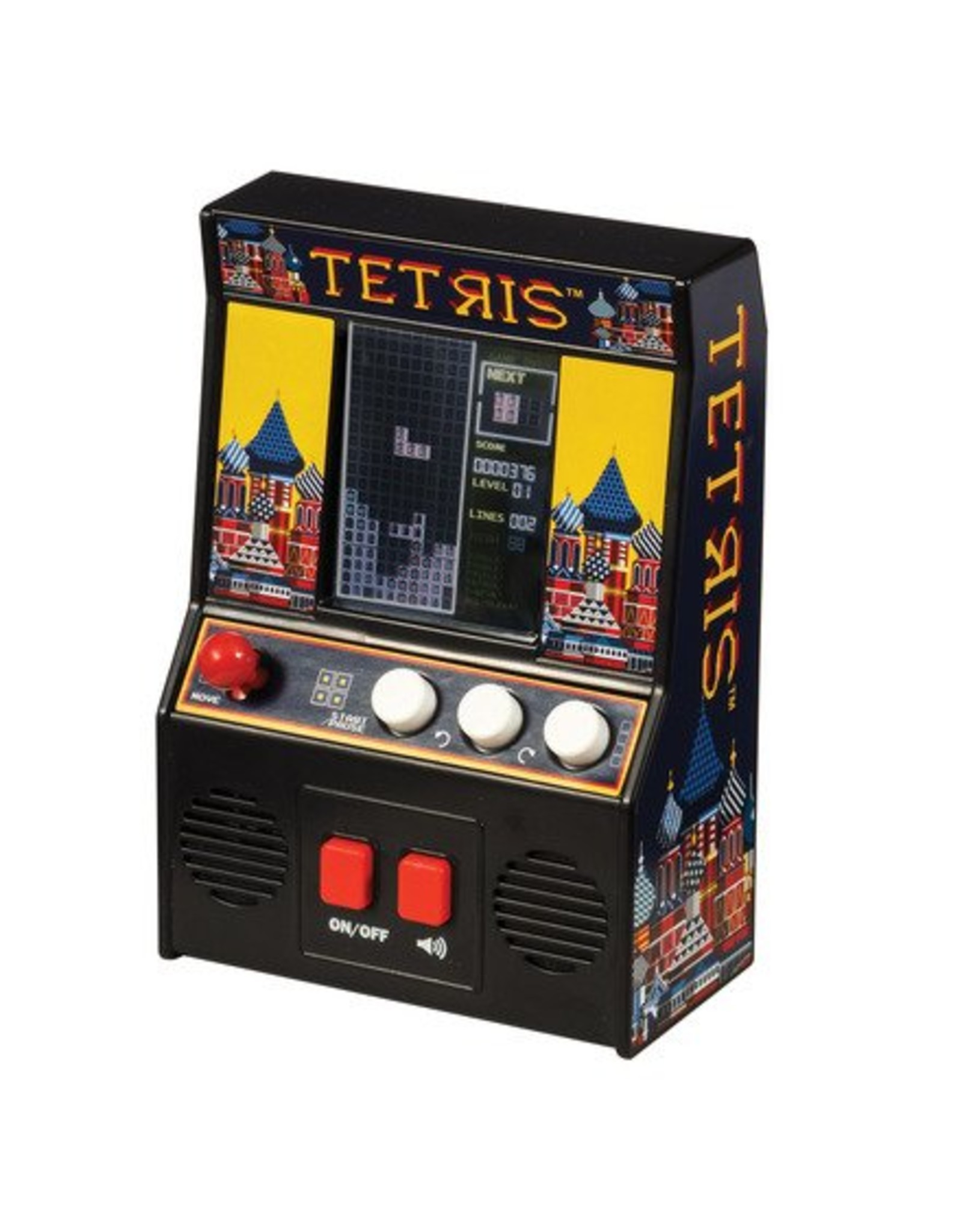 Schylling Mini Tetris Arcade Game