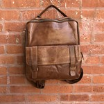 Latico Leathers Hester Backpack in Cognac