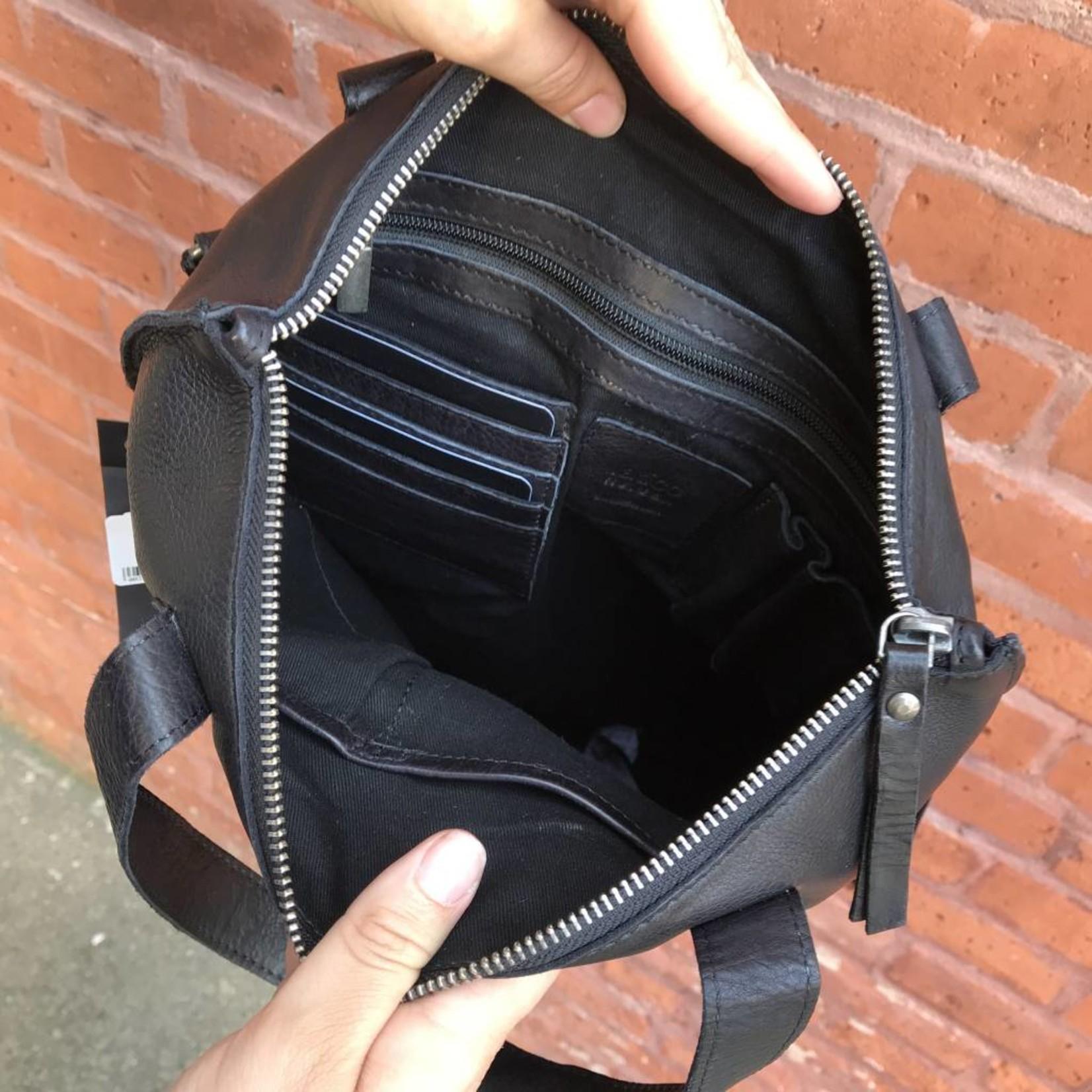 Latico Leathers Preston in Black