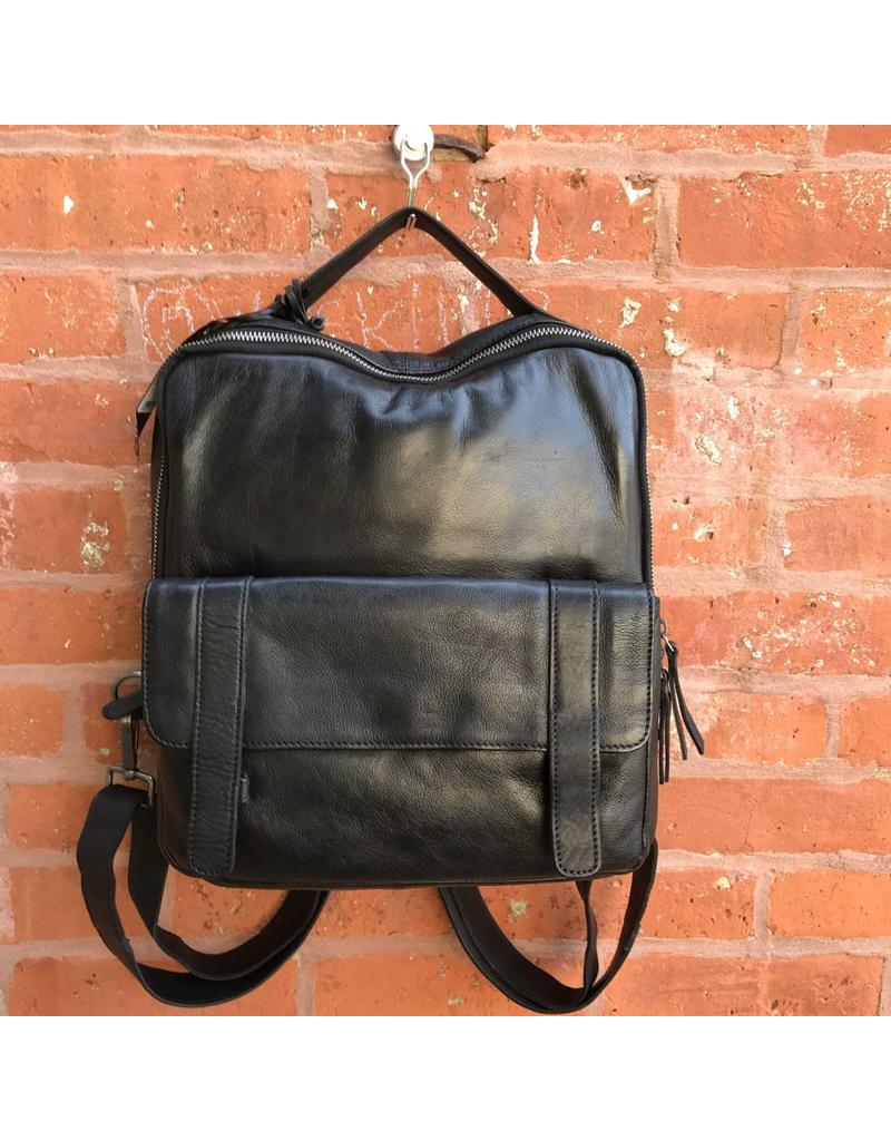 Latico Leathers Hester Backpack - Black