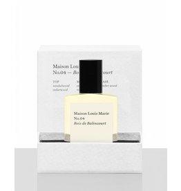 Maison Louis Marie MLM Bois de Balincourt - No. 04 Perfume Oil