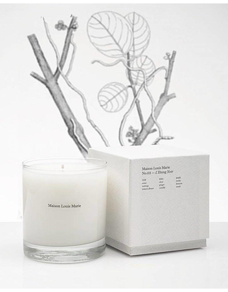 Maison Louis Marie MLM L'Etang Noir - No. 03 Candle