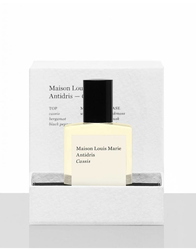 Maison Louis Marie MLM Andritis Cassis Perfume Oil