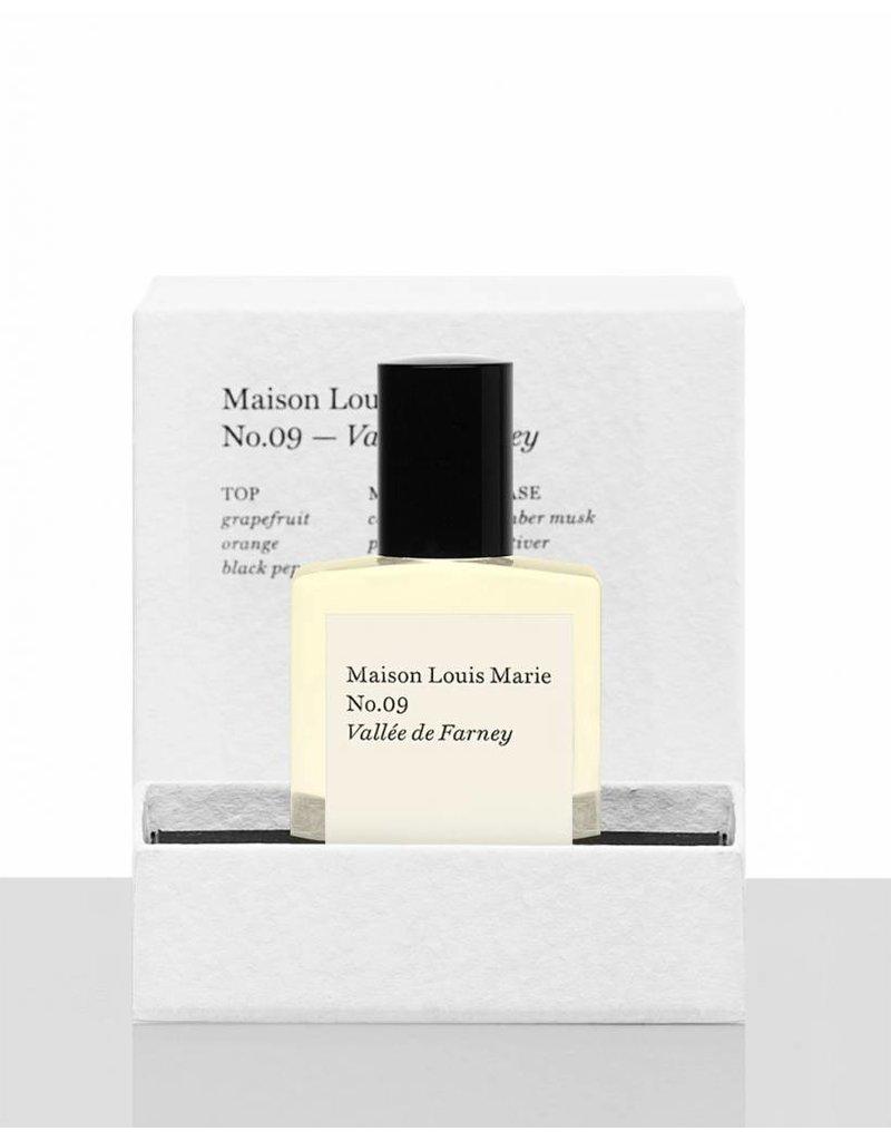 Maison Louis Marie MLM Valée de Farney - No. 09 Perfume Oil