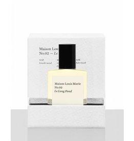 Maison Louis Marie Maison Louis Marie Le Long Fond - No. 02 Perfume Oil