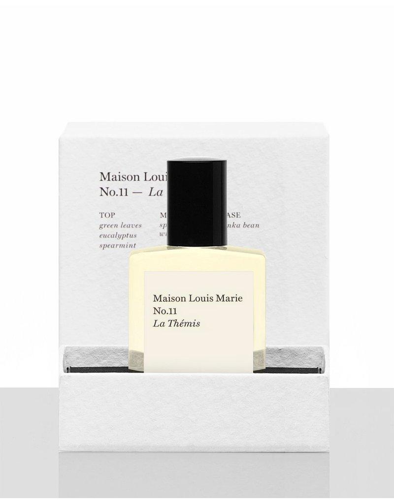 Maison Louis Marie MLM La Themis No. 11 perfume oil