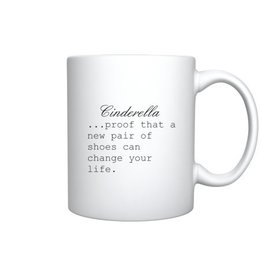 LA CABOTTINE Tasse Cinderella