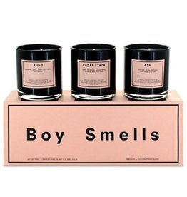 BOY SMELLS TRIO 4