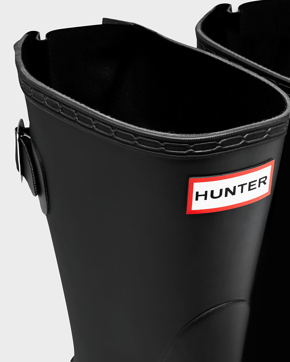 HUNTER ORG. Back adj short